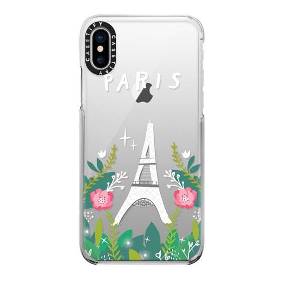 iPhone X Cases - Paris