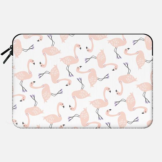Flamingo Dancer - Macbook Sleeve