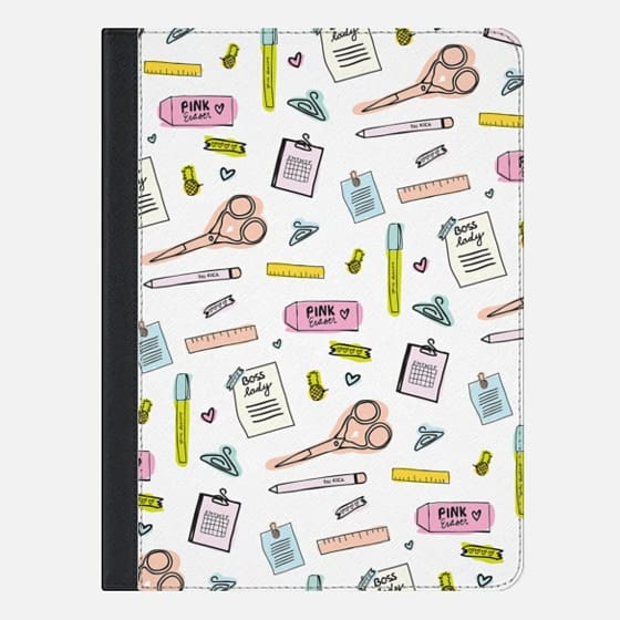 Boss Lady - iPad Folio Case