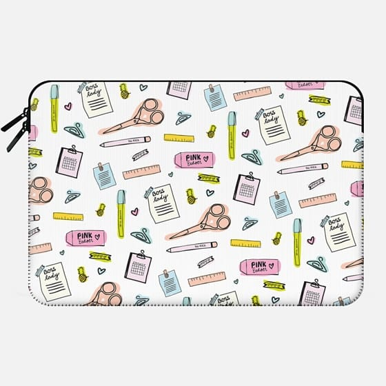 Boss Lady - Macbook Sleeve