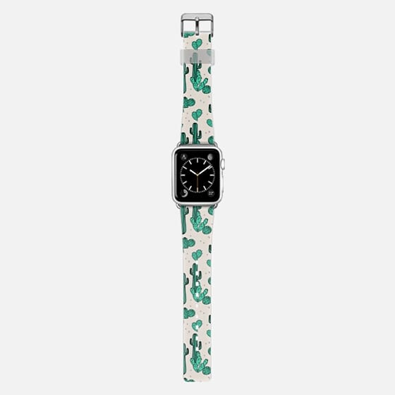 Cactus by Andrea Lauren Apple Watch Band (42mm) by Andrea ...