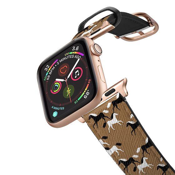 Apple Watch 38mm Bands - Horses by Andrea Lauren