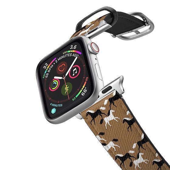Apple Watch 42mm Bands - Horses by Andrea Lauren