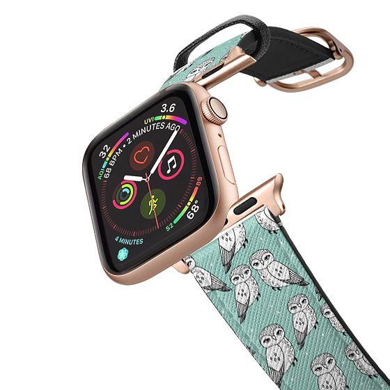Apple Watch 42mm Bands - Owls by Andrea Lauren