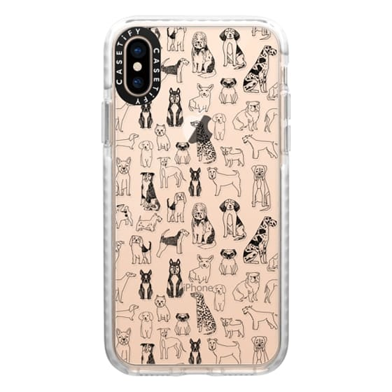 iPhone XS Cases - Dogs