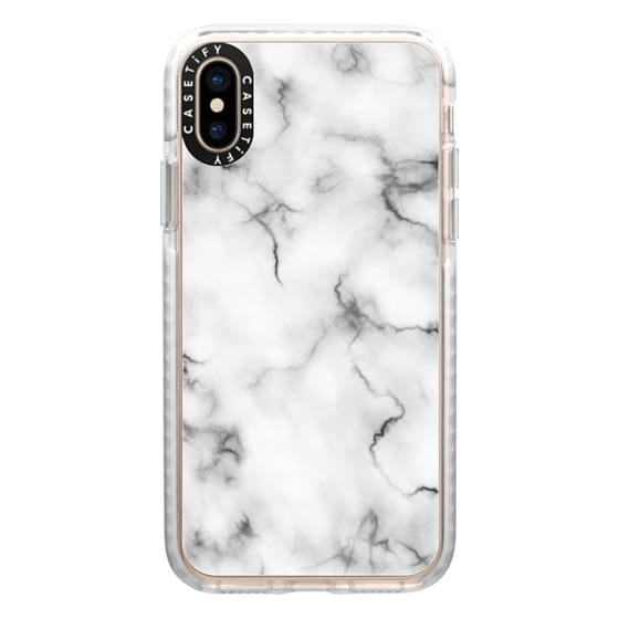 iPhone XS Cases - Marble by Will Wild