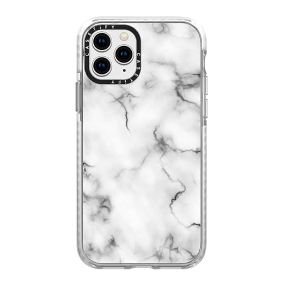 iPhone 11 Pro Cases - Marble by Will Wild