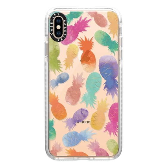 iPhone XS Max Cases - Pineapple Dream