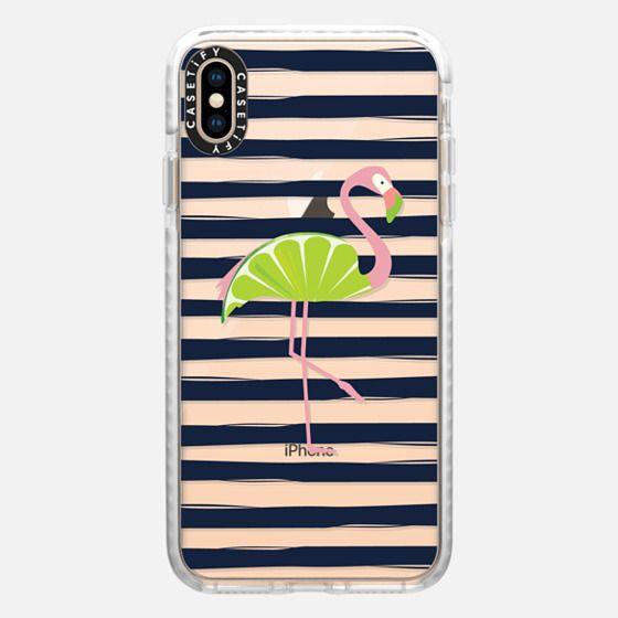 Citrus Flamingo - Lime