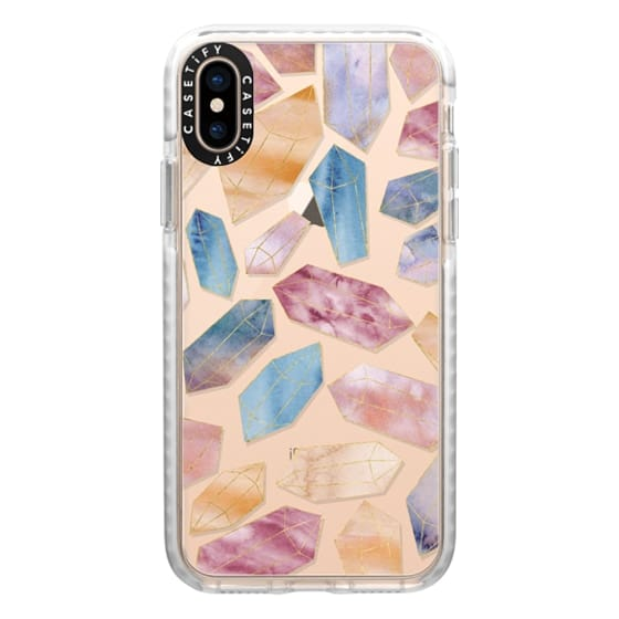 iPhone XS Cases - Crystal Candy