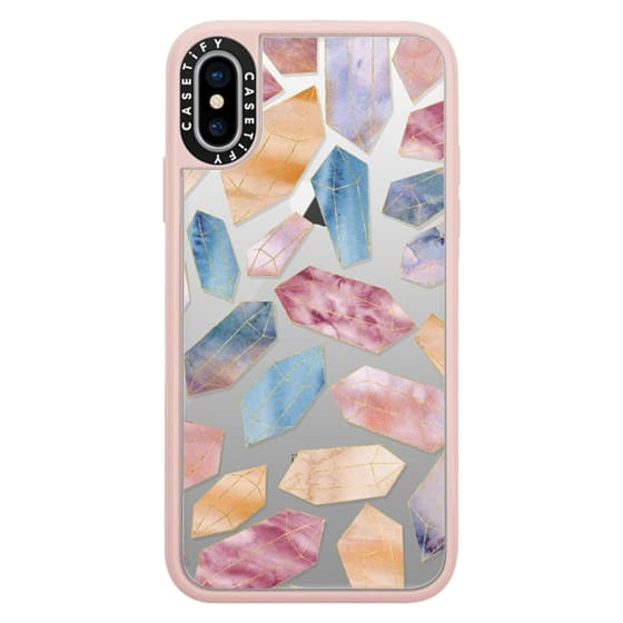 iPhone X Cases - Crystal Candy