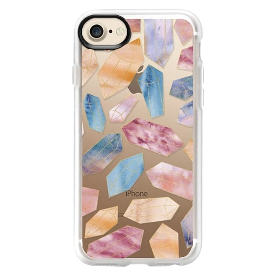 iPhone 7 Cases - Crystal Candy