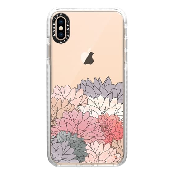 iPhone XS Max Cases - Hydrangea Haven