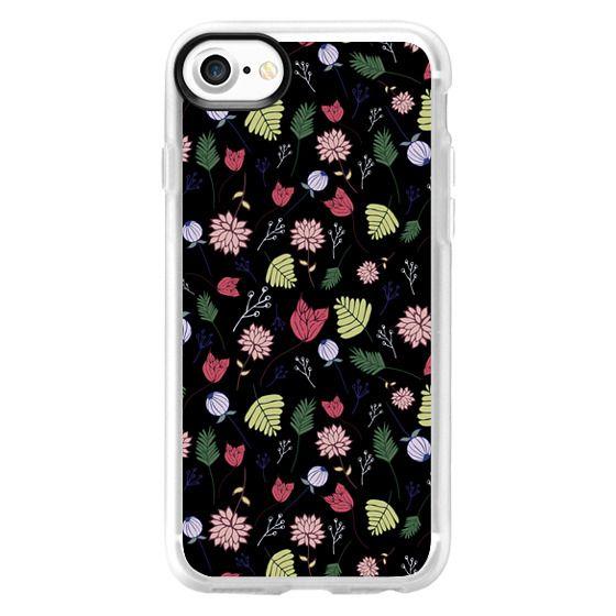 iPhone 7 Cases - Dark Floral