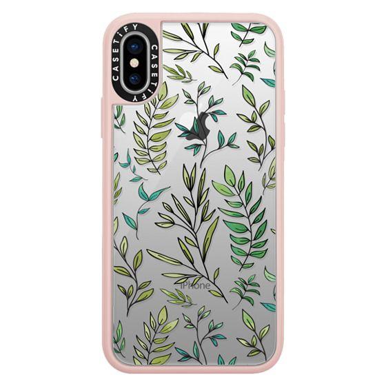 iPhone X Cases - Botanical Garden