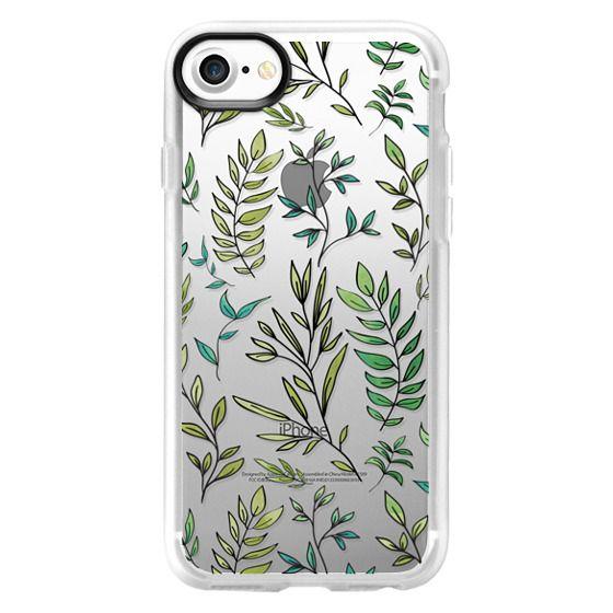 iPhone 7 Cases - Botanical Garden