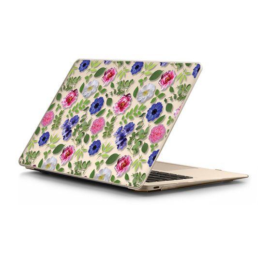 MacBook 12 Sleeves - Pressed Floral