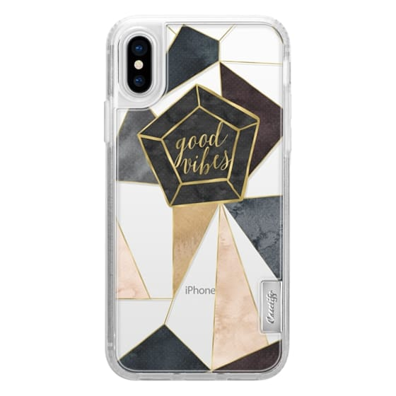 iPhone X Cases - Good Vibes