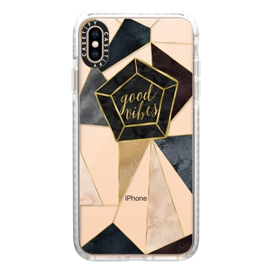 iPhone XS Max Cases - Good Vibes