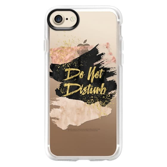 iPhone 7 Cases - Do Not Disturb