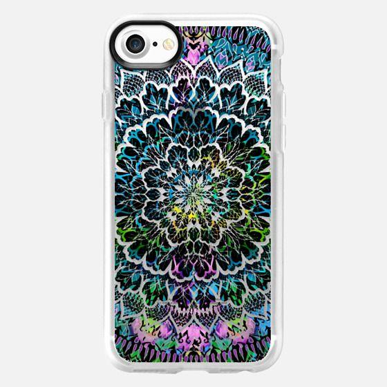 Bright Mandala - Snap Case