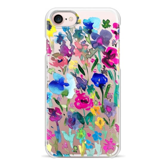 iPhone 7 Cases - Watercolor Flower 8