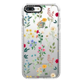 Impact iPhone 7 Plus Case - Spring Botanicals 2