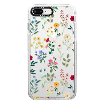 Impact iPhone 8 Plus Case - Spring Botanicals 2