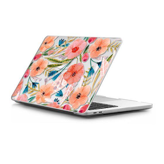 MacBook Pro Touchbar 13 Sleeves - Floral Dance