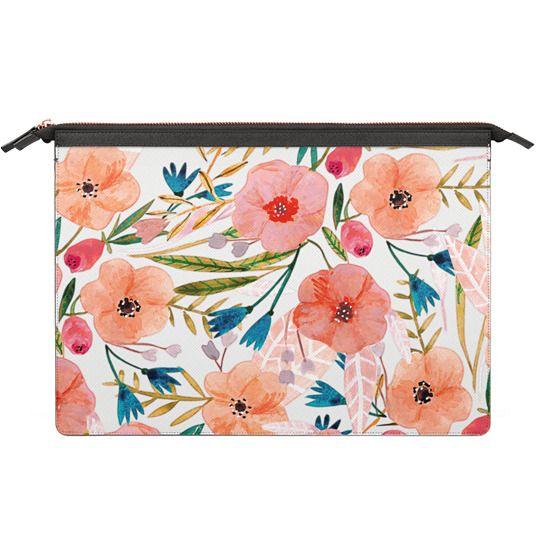 MacBook Air 11 Sleeves - Floral Dance
