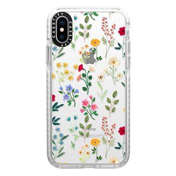 Impact iPhone X Case - Spring Botanicals 2
