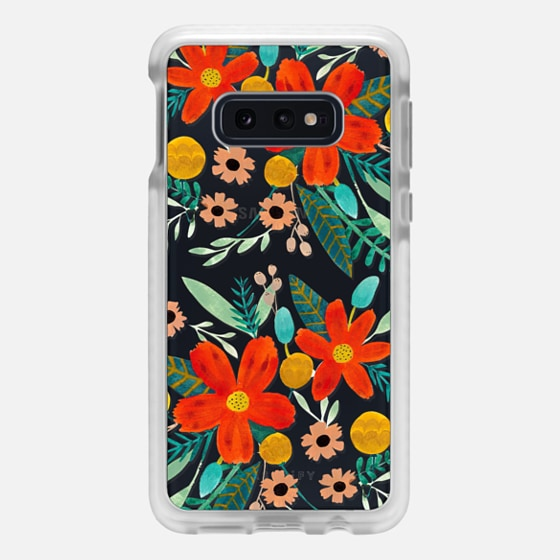 Samsung Galaxy / LG / HTC / Nexus Phone Case - Red Flowers