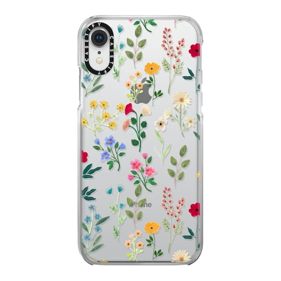 iPhone XR Cases - Spring Botanicals 2
