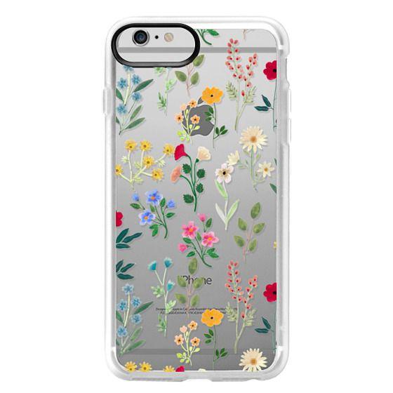 iPhone 6 Plus Cases - Spring Botanicals 2