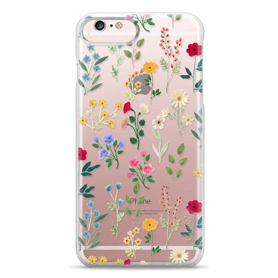 iPhone 6s Plus Cases - Spring Botanicals 2