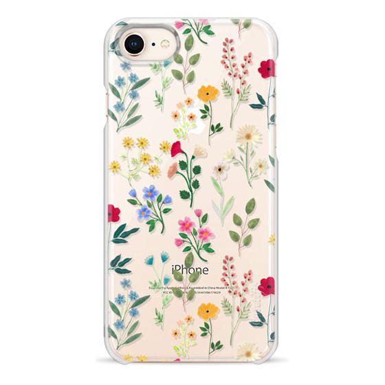 iPhone 8 Cases - Spring Botanicals 2