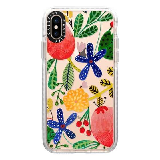 iPhone XS Cases - Bright Colors