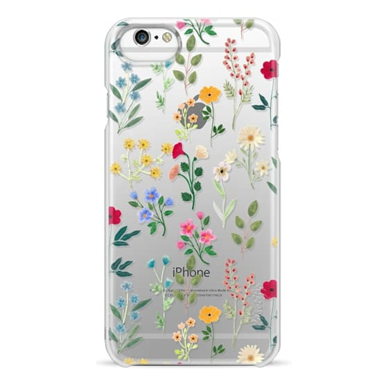 iPhone 6 Cases - Spring Botanicals 2