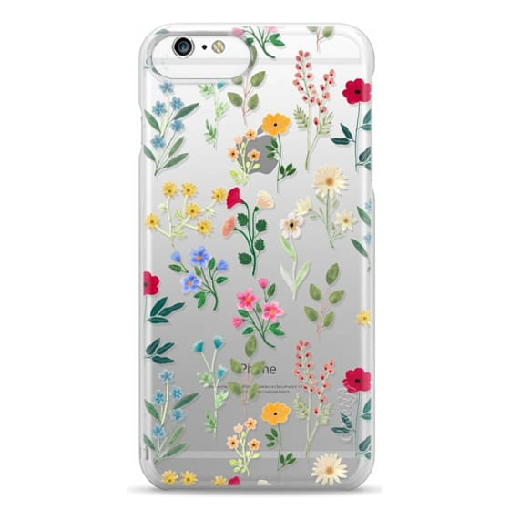 iPhone 6s Plus Cases - Spring Botanicals 2