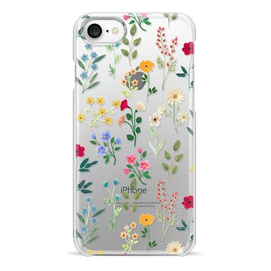 iPhone 7 Cases - Spring Botanicals 2