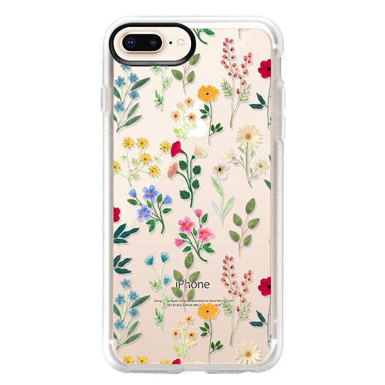 iPhone 8 Plus Cases - Spring Botanicals 2