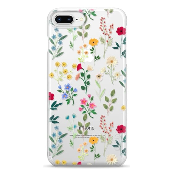 iPhone 8 Plus Cases - Spring Botanicals 2