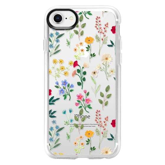 iPhone 8 Cases - Spring Botanicals 2