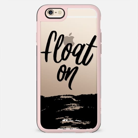 Float On - Black - New Standard Case