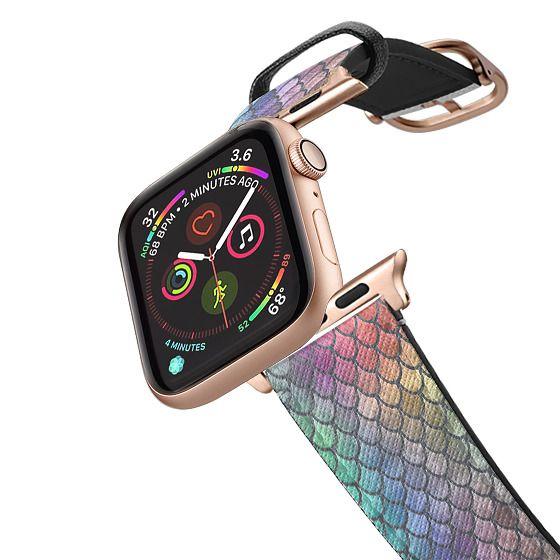 Apple Watch 42mm Bands - Pretty Mermaid Scales 15
