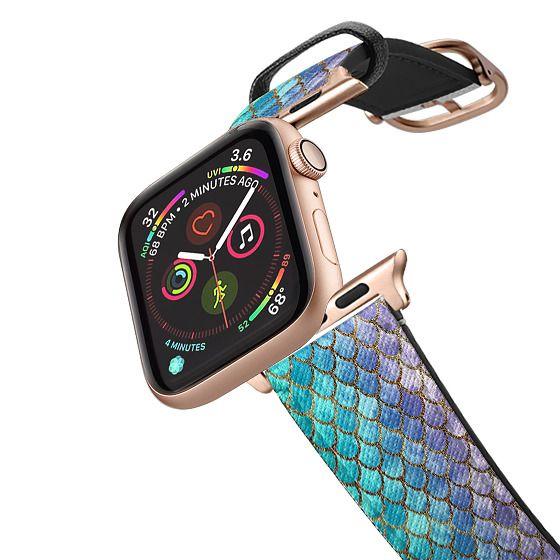 Apple Watch 42mm Bands - Pretty Mermaid Scales 26