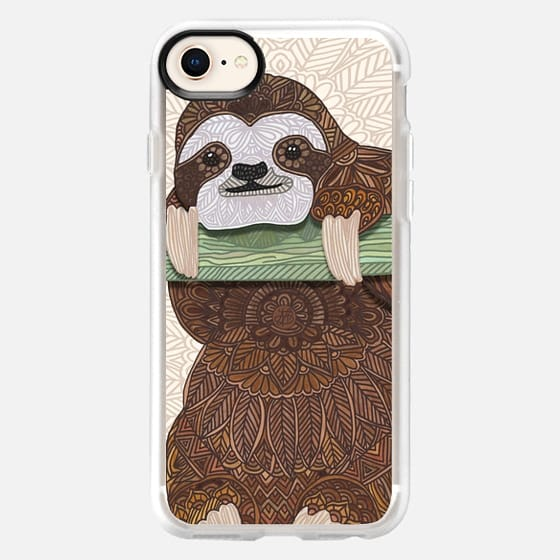Hang in there sloth ;) - Snap Case