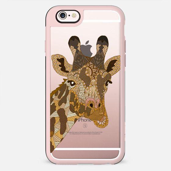 Wooden Giraffe - New Standard Case