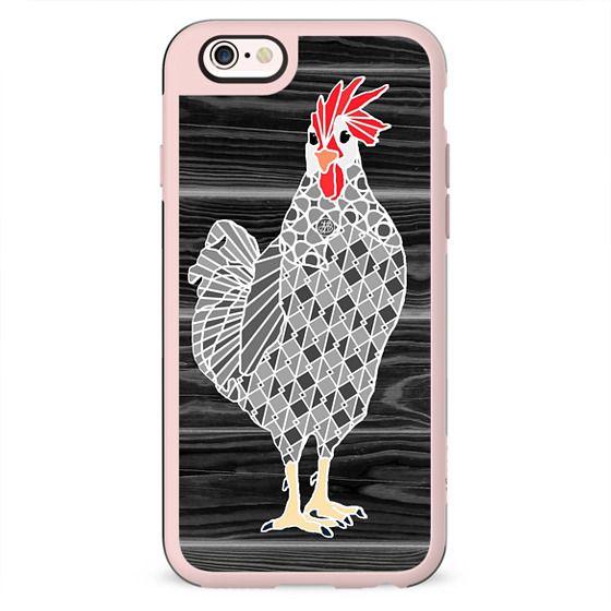 Chicken dark