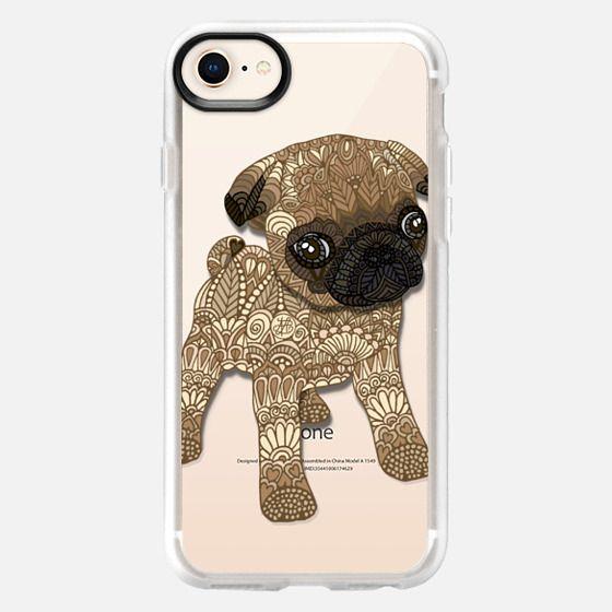 Pug Puppy - Snap Case